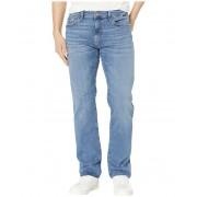 Mavi Jeans Zach Mid-Rise Straight Leg in Mid Indigo Cashmere Mid Indigo Cashmere