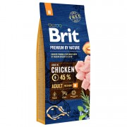 Brit Premium Adult Mediu Breed 15kg