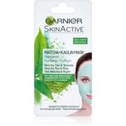 Garnier Skin Active mascarilla facial con caolín para pieles grasas y mixtas 8 ml