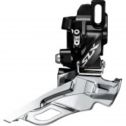 Shimano SLX M7005 Triple 10-Speed Front Derailleur - Dual Pull - High Clamp - Down Swing