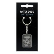 Breloc Watch Dogs Keychain Skull