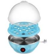 LS Letsshop Electric Eg Electric Steam Boiler019 Egg Cooker(Multicolor, 7 Eggs)