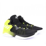 ADIDAS EXPLOSIVE BOUNCE Basketball Shoes For Men(Black)