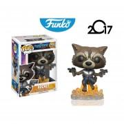 Rocket Funko Pop Guardians Of The Galaxy Envio Gratis