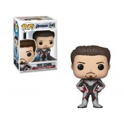 MARVEL Figura FUNKO Pop Marvel Avengers Endgame Iron Man Team Suit