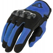 Acerbis Ramsey My Vented Motocross guantes Azul L