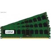 Crucial 24GB(3x8GB) DDR3L 1600MHz Unbuffered ECC DIMM PC3-12800 CL11 1.35V ServerMemory Module