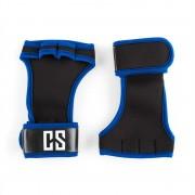 Capital Sports Palm PRO, синьо-черни, ръкавици за вдигане на тежести, размер S (CSP1-Palm Pro)