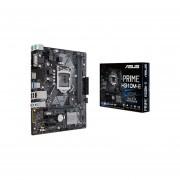 T. Madre ASUS PRIME H310M-E, Chipset Intel H310, Soporta, Core i7 / i5 / i3 / Pentium / Celeron de 8va. Gen., Socket 1151, Memoria, DDR4 2133MHz, 32GB Max, Integrado, Audio HD, Red, USB 3.0, SATA 3.0 y M.2, Micro-ATX, Ptos, 1xPCIE 3.0 x16.