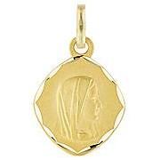 Orféva Médaille Vierge Ovale