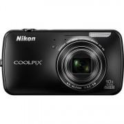 Nikon Coolpix S800C Premium kit zwart