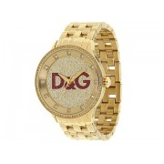 D&G DW0377 - Dolce & Gabbana PRIME TIME Crystal Unisex Watch