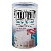 Nature's Plus Natures Plus SIMPLY NATURAL SPIRUTEIN SHKE .82LB (UK)