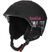 Bolle Каска Synergy Soft Black & Pink