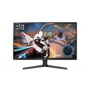 """LG 32GK650F-B monitor piatto per PC 80 cm (31.5"""") WQXGA LED Opaco Nero, Rosso"""