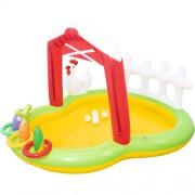 Centru de joaca cu apa Bestway Micul Fermier