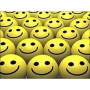 smiley car ball pcs of 12