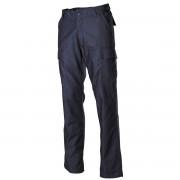 MFH int. comp. | Kalhoty US střih BDU MODRÉ vel.XL