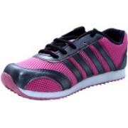 Bullwin Butterfly Running Shoes For Women(Pink)