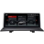Navigatie GPS Auto Audio Video cu DVD si Touchscreen HD 10.25 Inch, Android, Wi-Fi, 1GB DDR3, BMW X3 E83 2004-2009 + Cadou Soft si Harti GPS 16Gb Memorie Interna