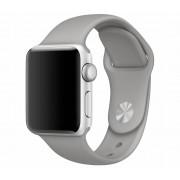 SERO Armband För Apple Watch I Silikon, 42/44mm, Stone