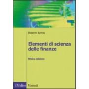 Roberto Artoni Elementi di scienza delle finanze ISBN:9788815259103