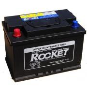 Rocket 78Ah 12V autó akkumulátor 57819 bal+ (+AJÁNDÉK!)