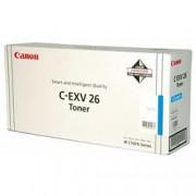 ORIGINAL Canon toner ciano C-EXV26c 1659B006 ~6000 Seiten