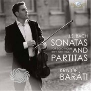 Video Delta Bach,J.S. - Sonatas & Partitas For Solo Violin - CD