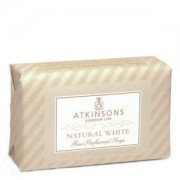 Fine Perfumed Soaps 125g Natural White
