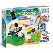 Stiinta si joaca - Set educativ Primul meu microscop