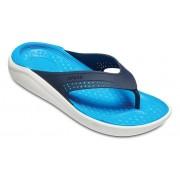 Crocs LiteRide™ TeenSlippers Unisex Navy / White 46