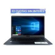 Notebook Gamer Asus Amd A12 Quad Core 4gb SSD 128Gb Radeon R7 15,6 Full HD