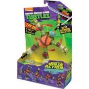 Figurina Nickelodeon Teenage Mutant Ninja Turtles Ninja Action Ninja Action Super Sidewindin'Leo Figure With Motion