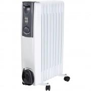 Uljni radijator 20 m2 800 W, 1200 W, 2000 W bijeli Tristar KA-5114