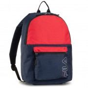 Раница FILA - Backpack S'Cool 685099 Black Iris/True Red A140