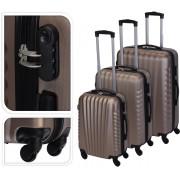 Koffer brons - 35 liter