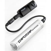 PEBBLE Smartstick Silver - externí nabíječka či baterie