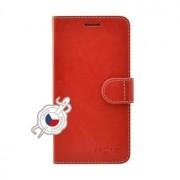 Fixed Pouzdro typu kniha FIXED FIT pro Samsung Galaxy Xcover 4/4S, červené -