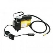 Compresor auto Metalic 12V 30 L/Min 150PSI 1000 kPA manometru + 3 adaptoare masina bicicleta mingi