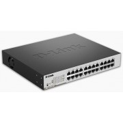 D-Link DGS-1100-24P Easy Smart L2 Managed Switch