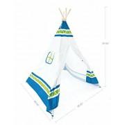 Teepee Tent (blauw) - Hape