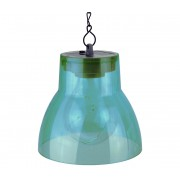 Grundig - Lampă solară LED LED/1xAAA albastru