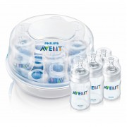 Sterilizator pentru microunde Avent SCF282/02