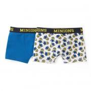 LES MINIONS 2er-Pack Shortys, 3/4 Jahre - 9/10 Jahre