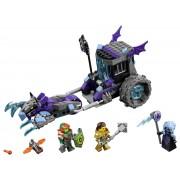 LEGO® NEXO KNIGHTS™ Masina Lock & Roller a Ruinei - 70349