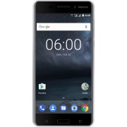 NOKIA 6 Dual SIM-smartphone, 14 cm (5,5 inch) display, LTE (4G), Android 7.0 (Nougat)