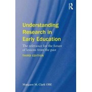 Understanding Research in Early Education. The relevance for the future of lessons from the past, Paperback/Margaret M. Clark