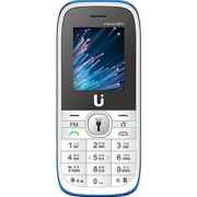 Ui Phones Nexa Slim Dual Sim Mobile- Wireless FM Radio With Recording Digital Camera