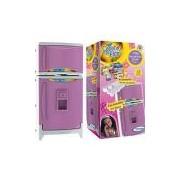 Refrigerador Duplex Casinha Flor c/ Som - Xalingo
